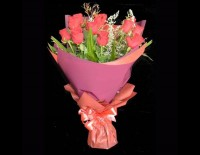 Bouquet of 12 Premium Red Roses