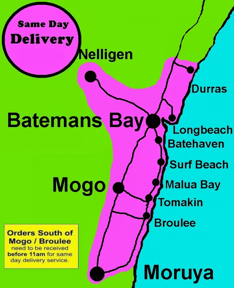 Flower Delivery Batemans Bay