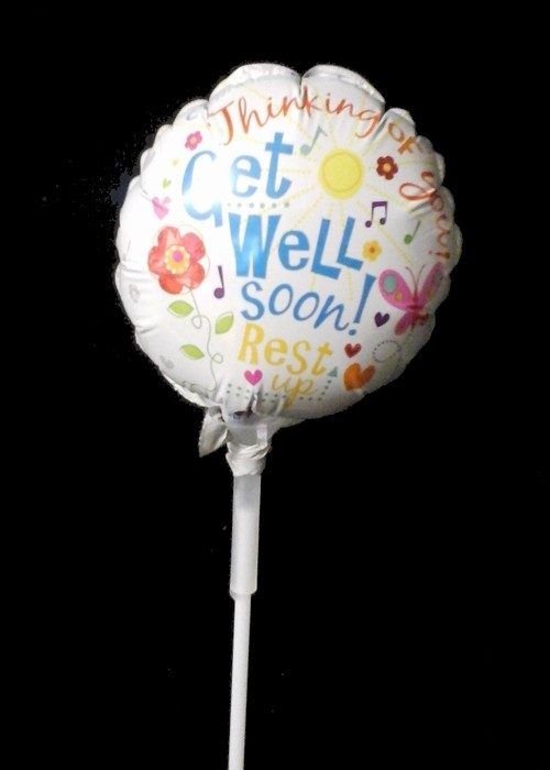 Air 4 Inch - Get Well Soon 03